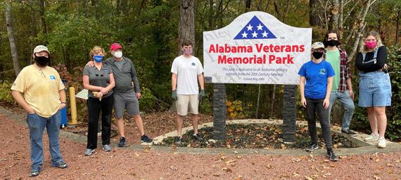 Black Warrior Riverkeeper's Tribute to Veterans Day
