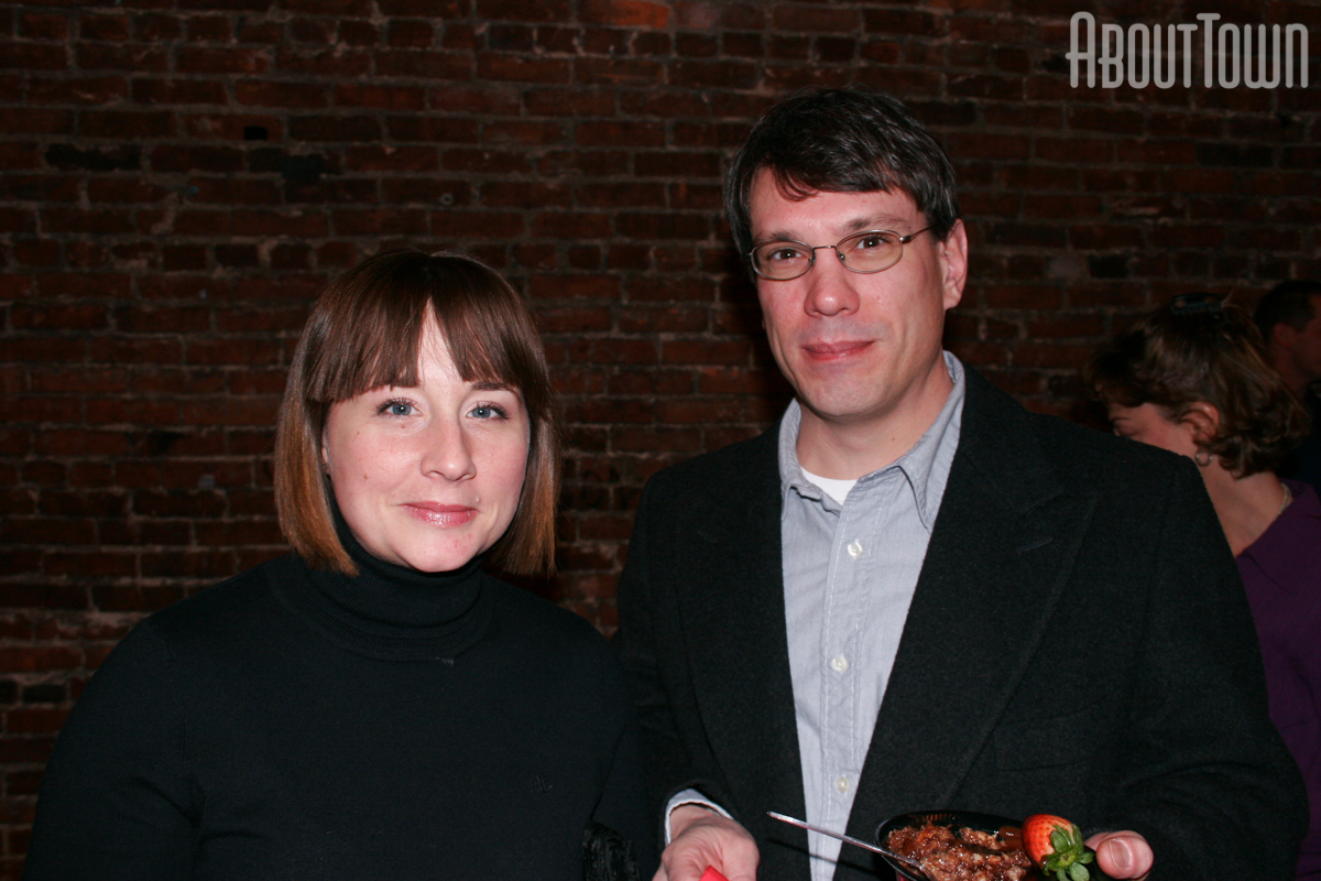 Lydia and David Arndt