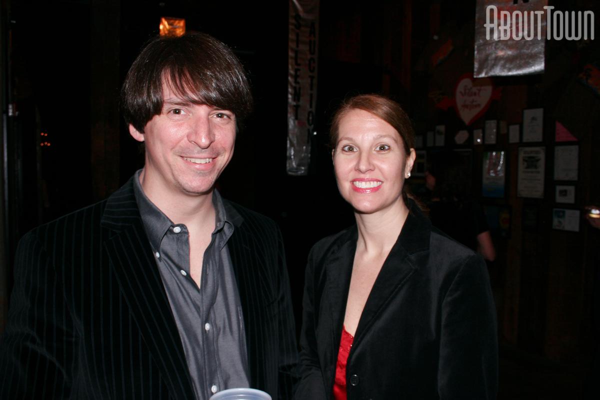 Bryant and Kim Poole