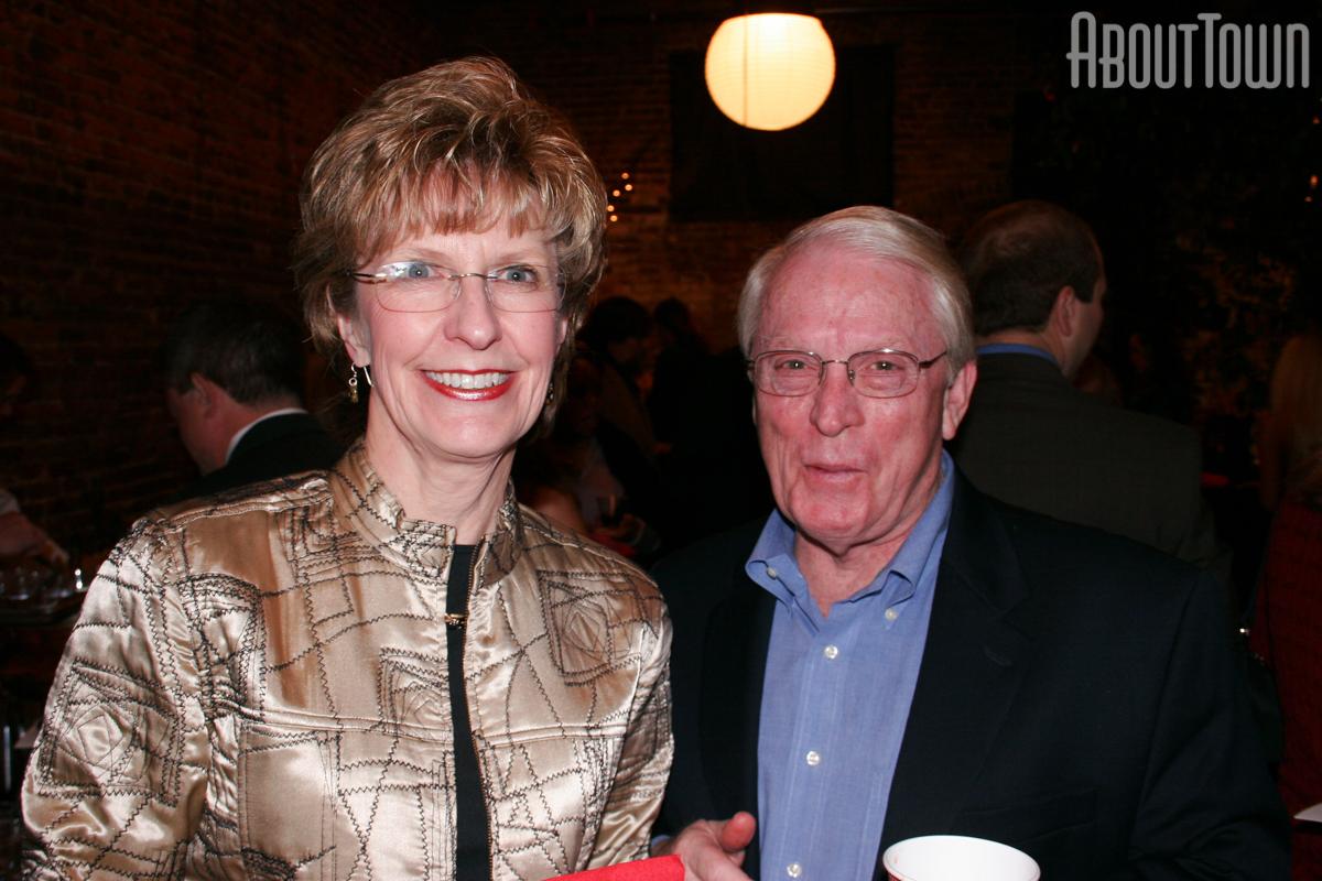 Elaine and John Julian