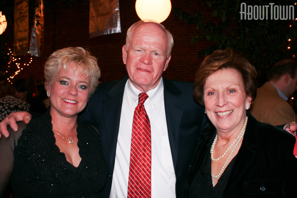 Janet Rogers, Jim and Camille Ransom