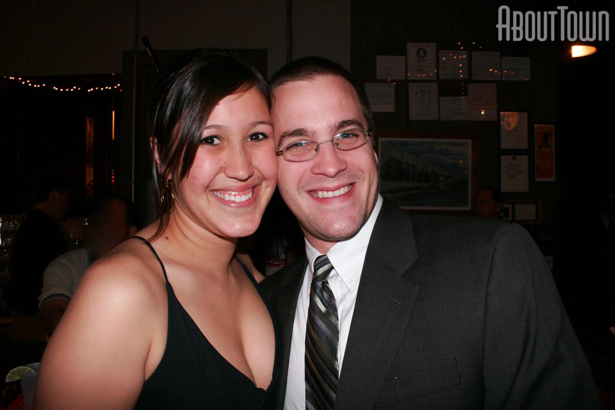 Lauren Vucovich, Kevin Hougas