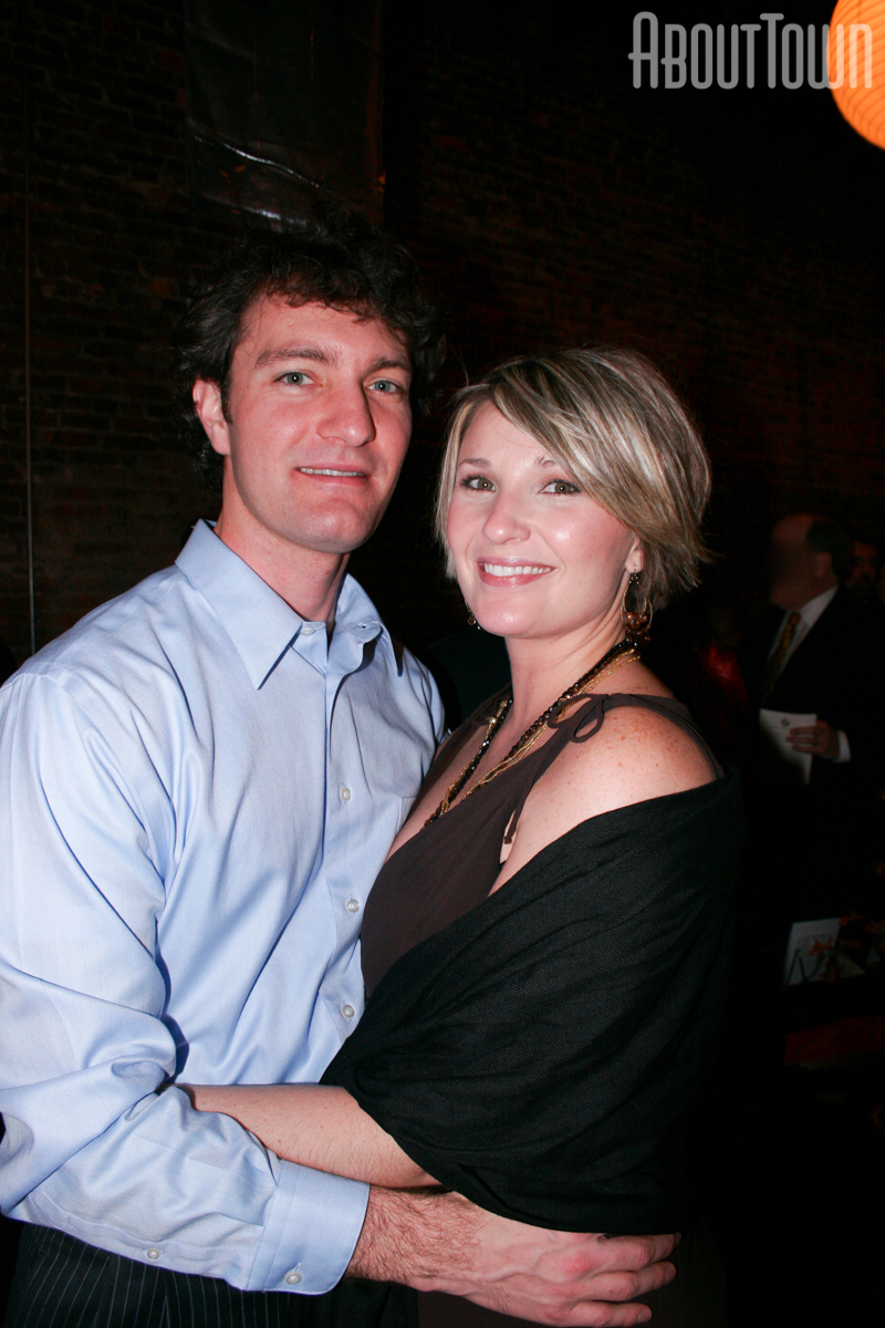 Adam Powell, Shelby Marlow
