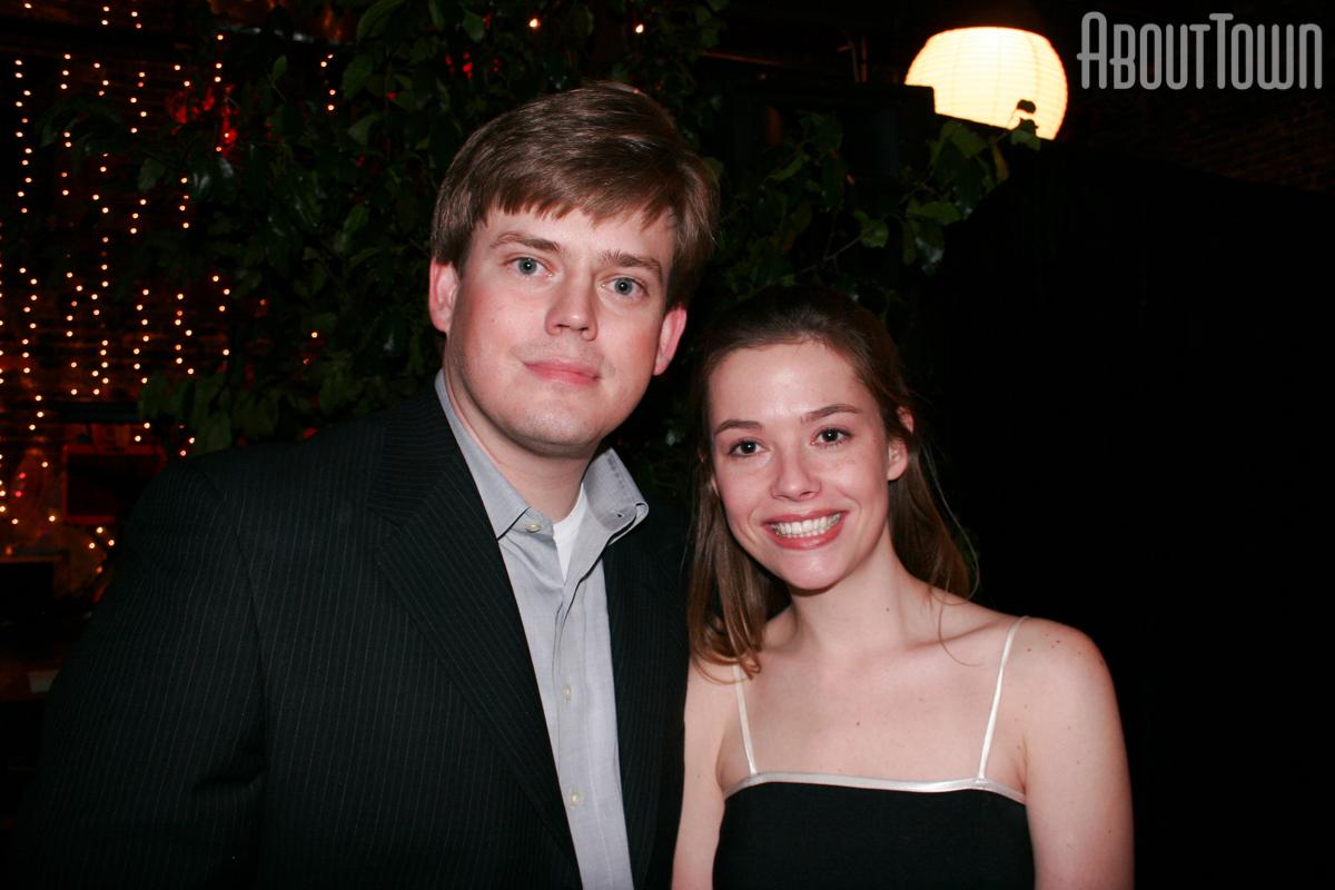 Jonathan and Shelly Spann
