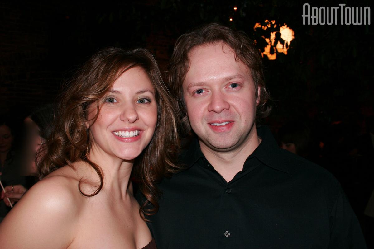 Molly Padgett, Brian Kendall