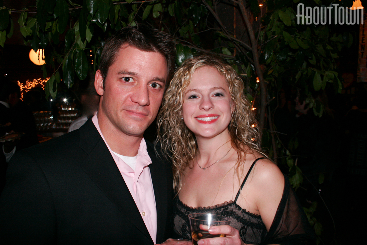 Chad Miller, Ashley Aswell