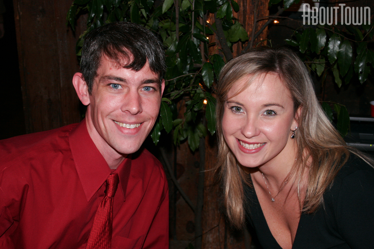 Jonathan and Allison Corley