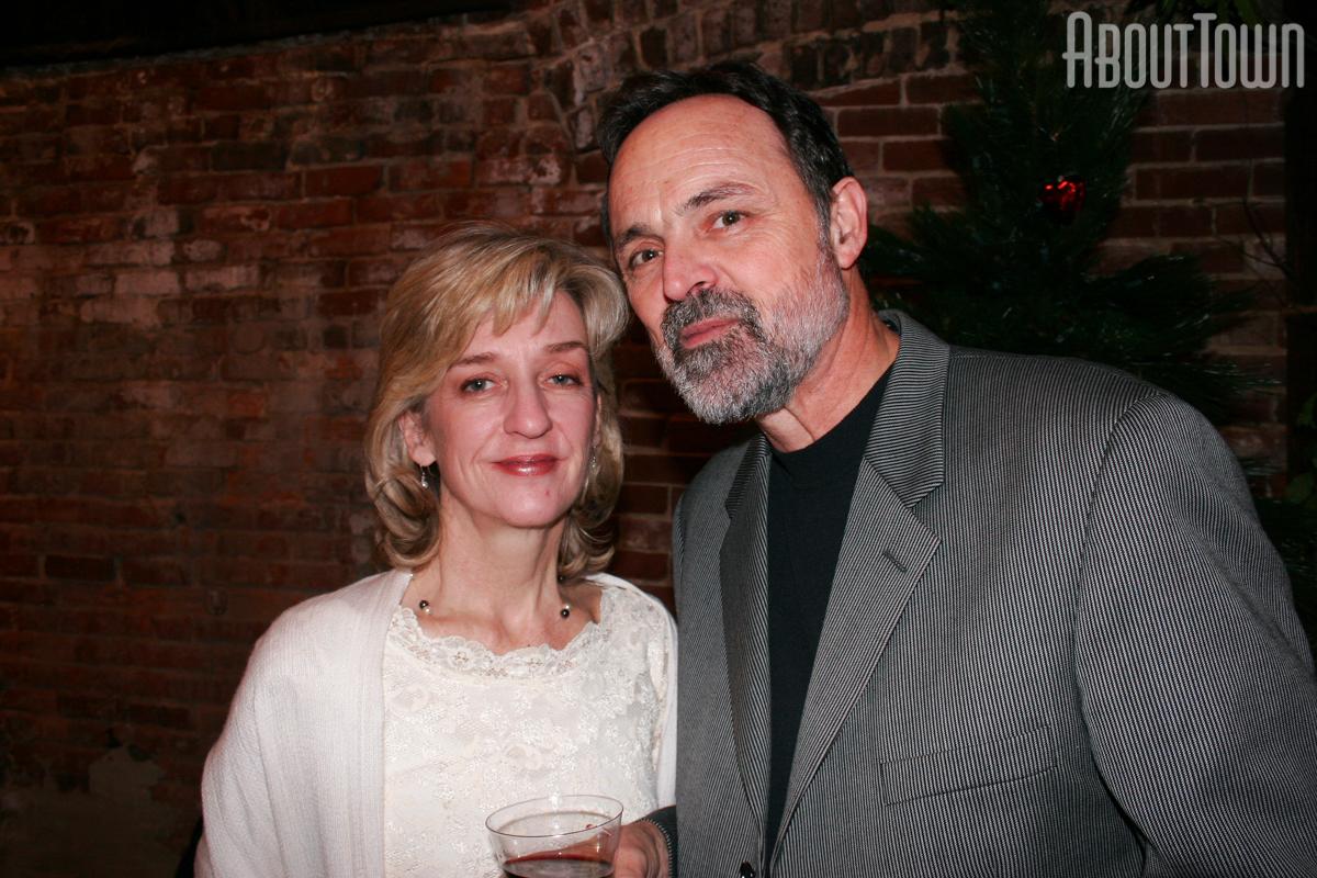 Patty and Clay Burchfield