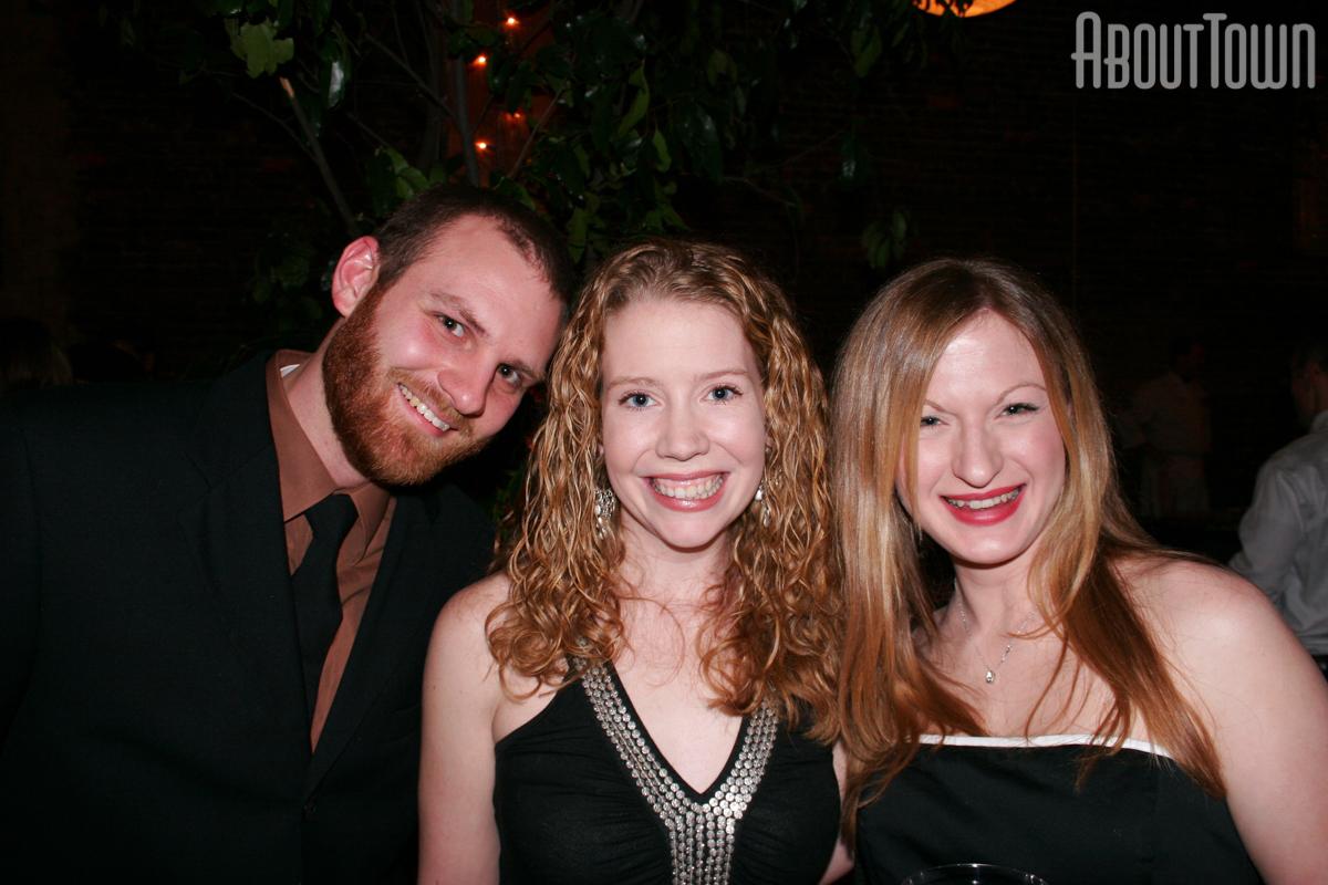 Josh Kelly, Kristin Sullivan, Laura Hicks