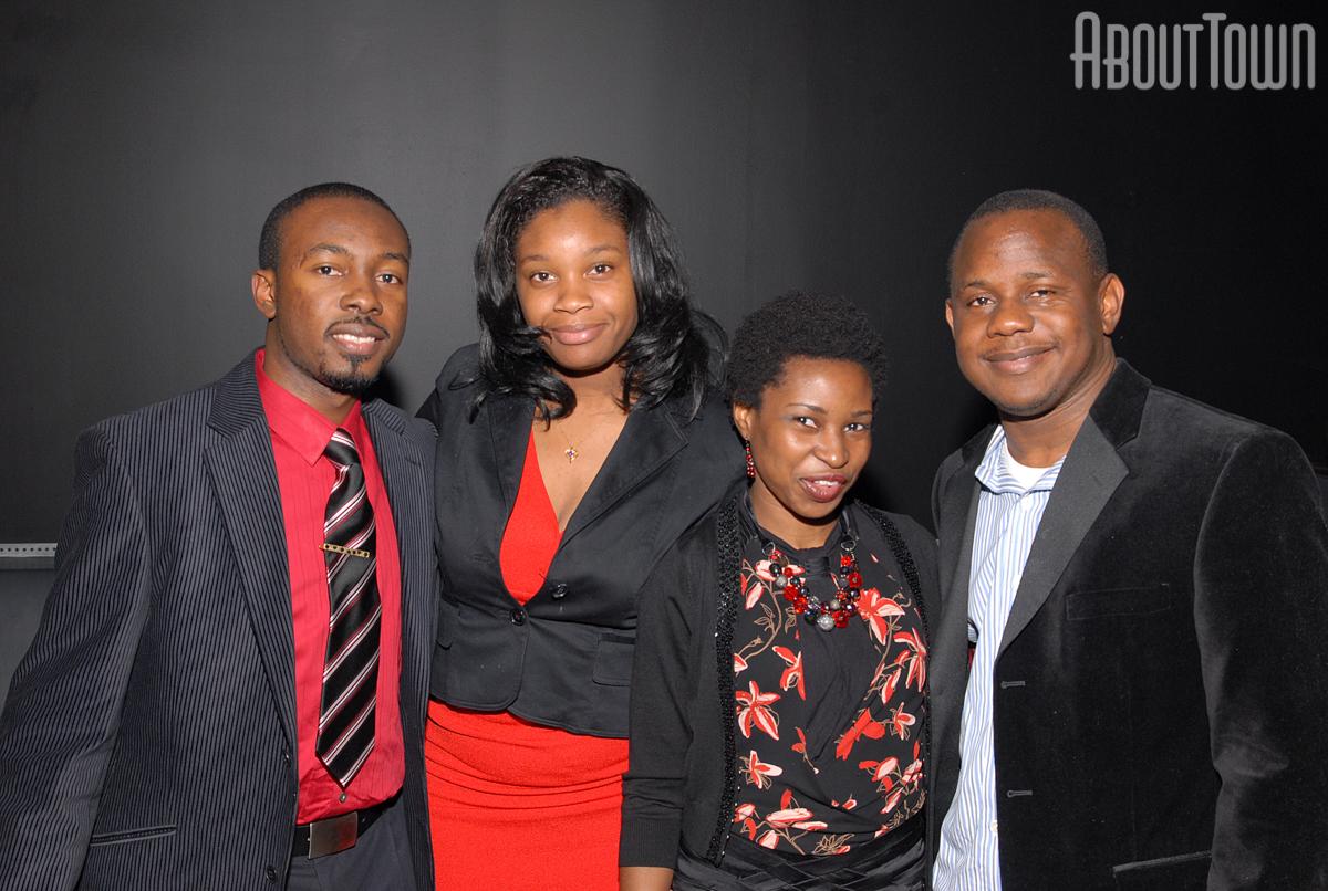 Nonso Chukwujekwu, Lorra Hyden, Chijioke and Chibuike Ulasi
