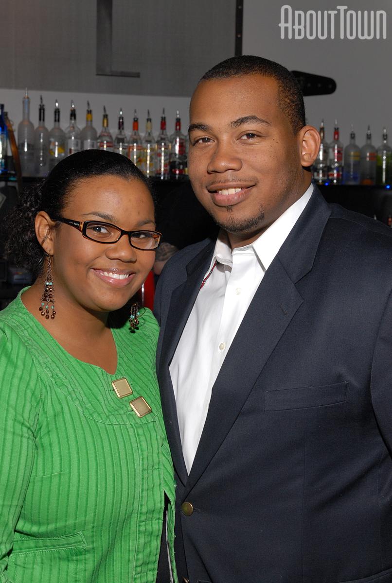 Setara and Darius Foster