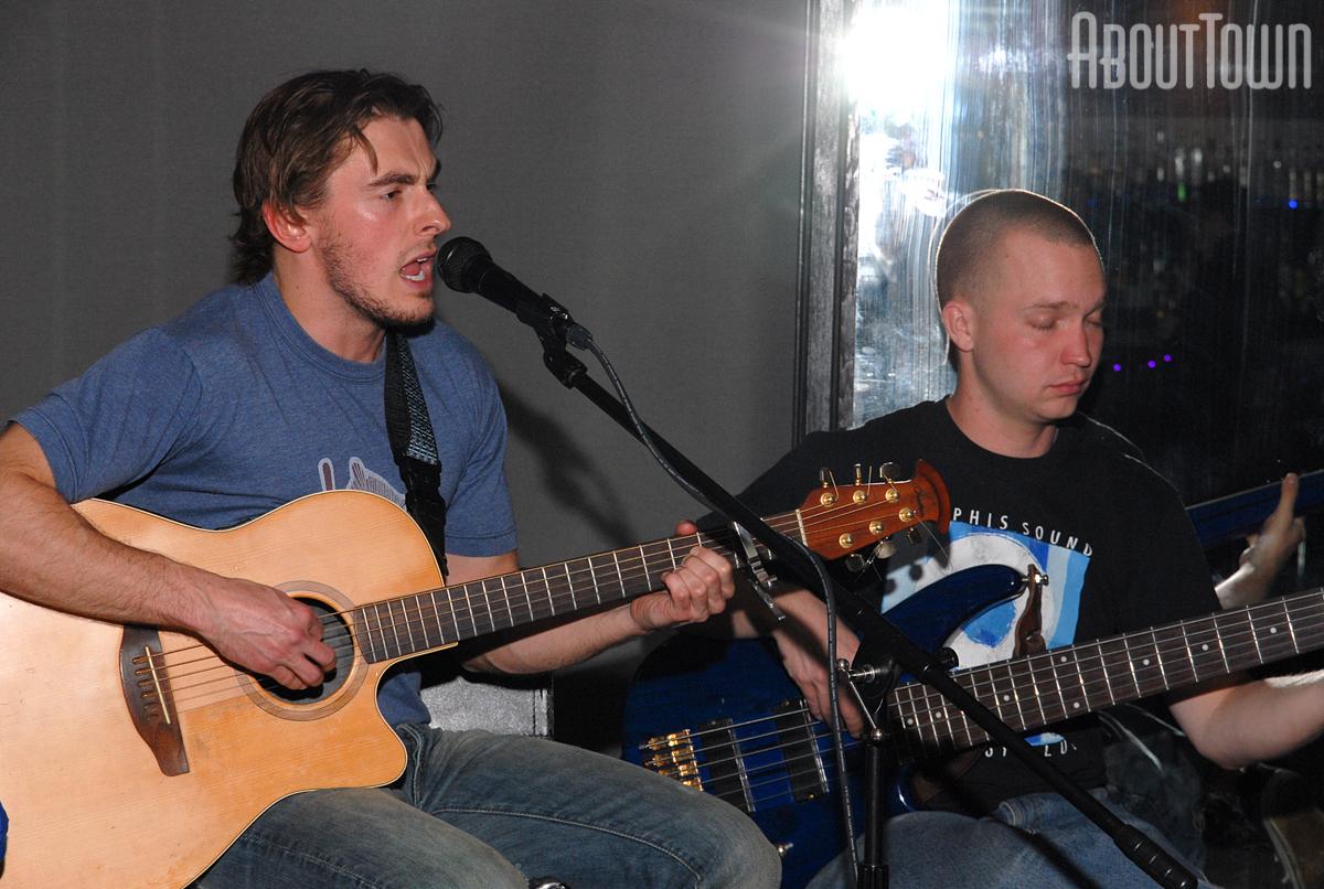 Jon Vogel, Sebastian Rogers