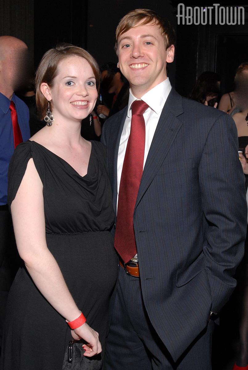 Kristen and Nick Braud