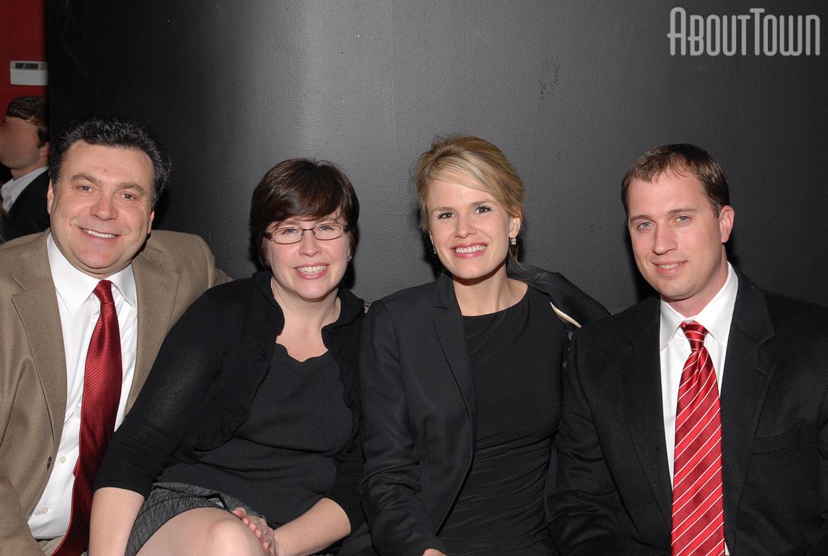 Greg Lovett, Keli Robinson, Cheryl and Whitney Oswalt