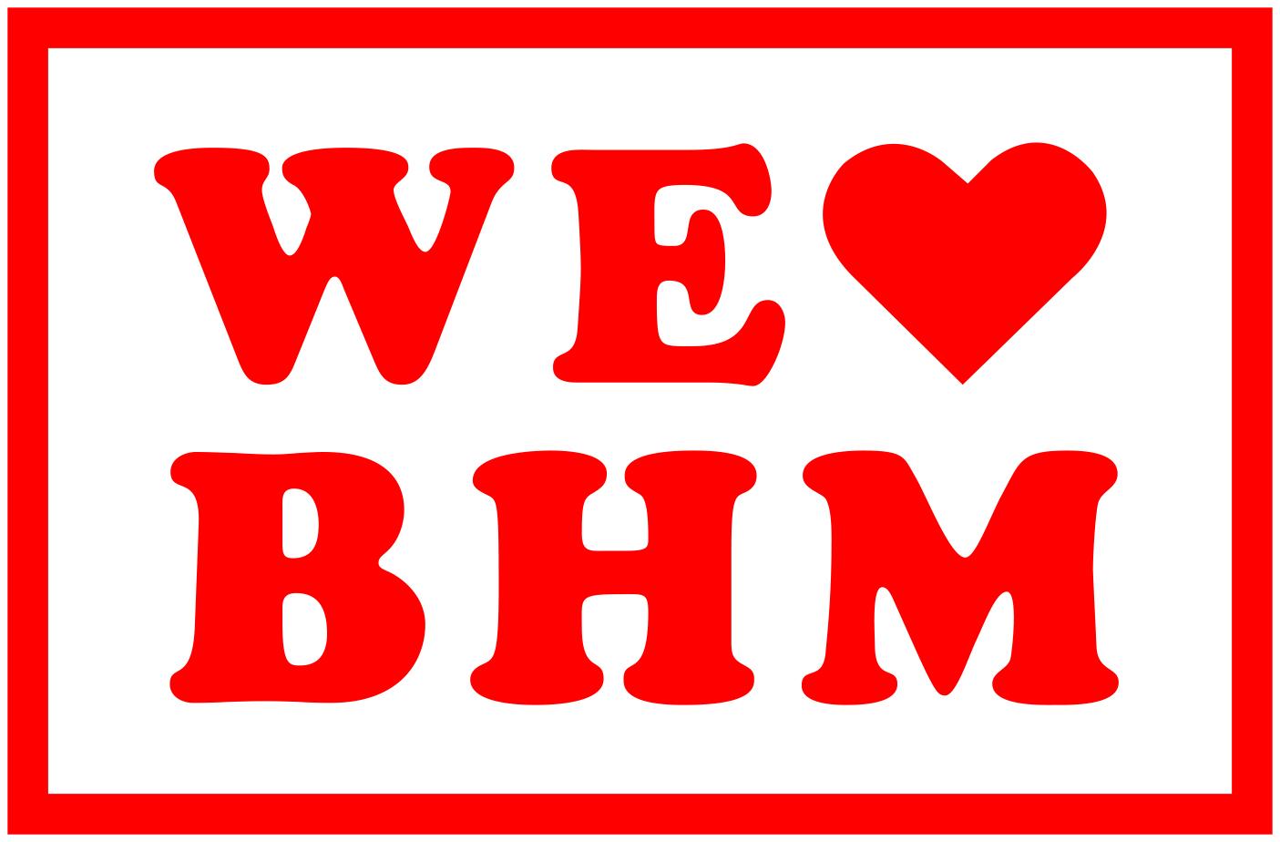 We Love Bham Results!