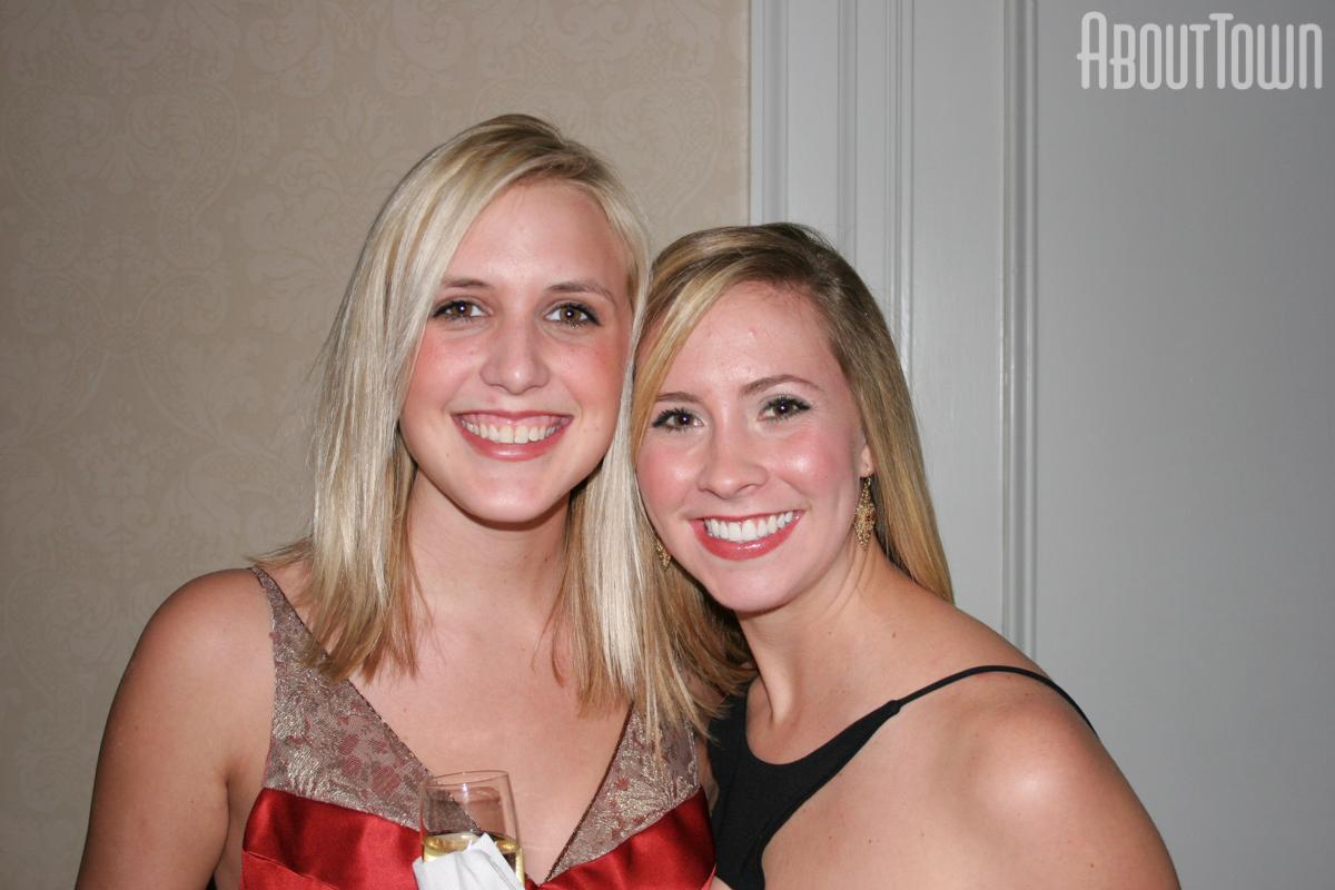 Caroline Burchfield, Haley Burchfield