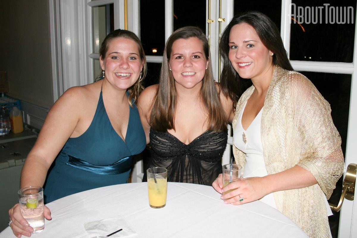 Lauren Banks, Leslie Hopkins, Lauren Marsh