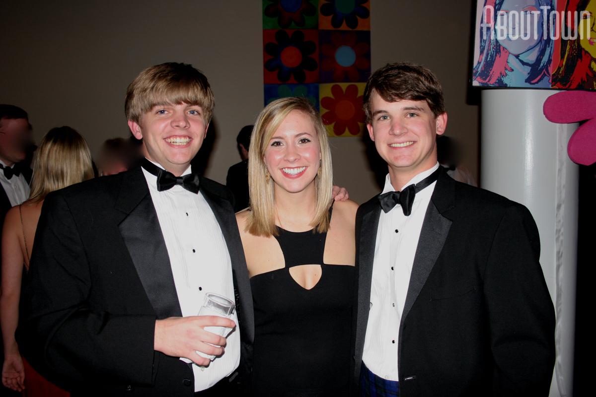 Tom Walker, Haley Ursic, Blake Lassetter