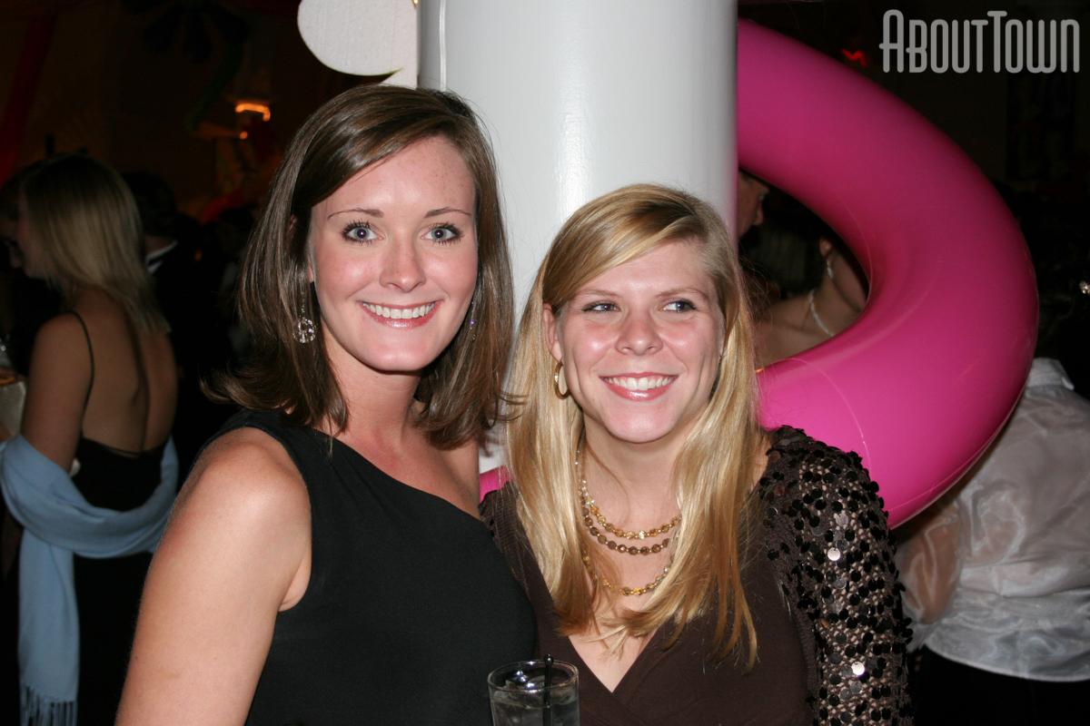 Elizabeth McGehee, Caroline Davis