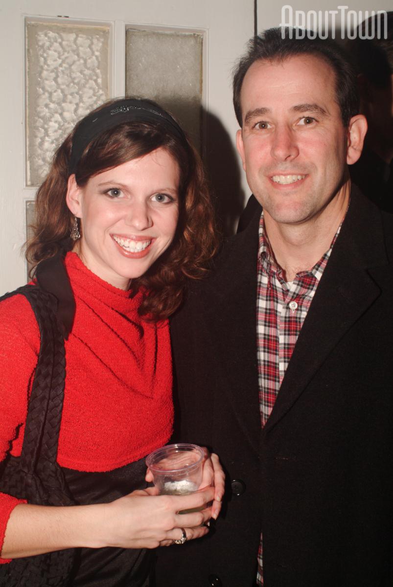 Leigh Ann Shaw, Randy Garman