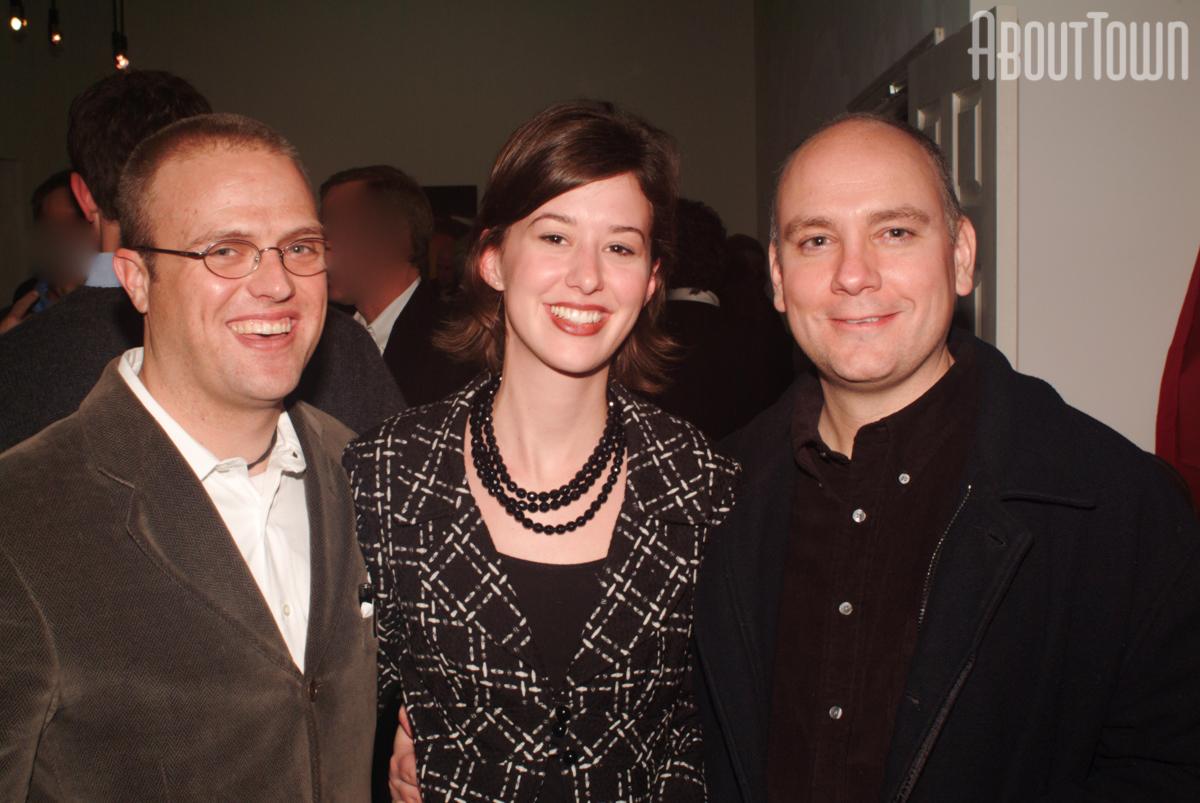 Josh Leachman, Elizabeth Sparkman, Jon Whetsell
