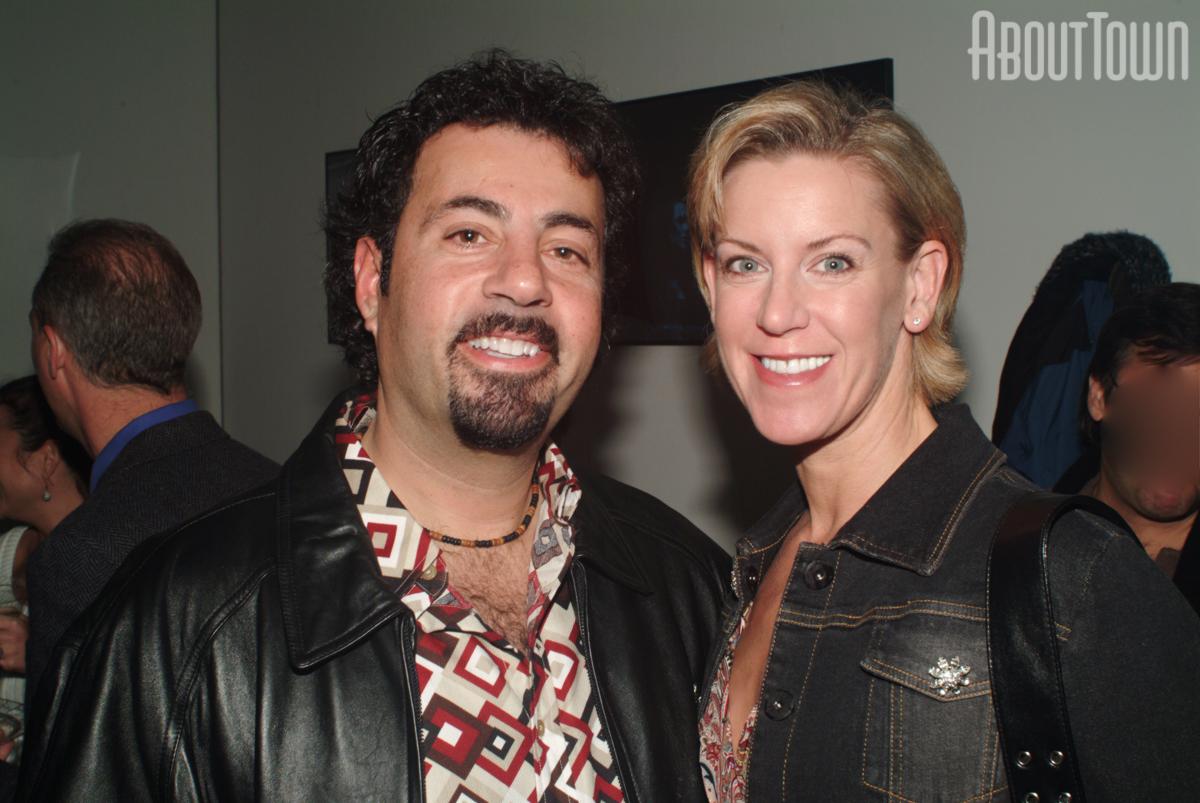 Bill Boyloukis, Lisa Riddell
