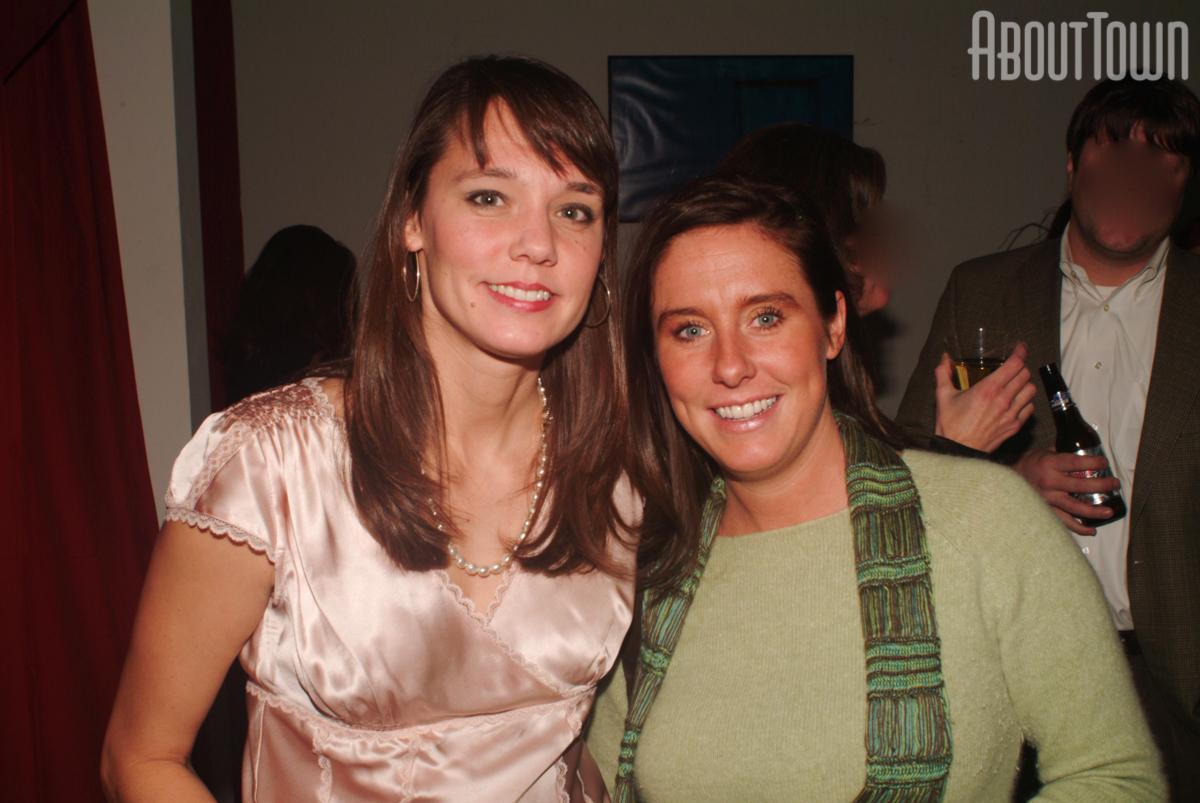 Shannon Chambliss, Ashley Copeland