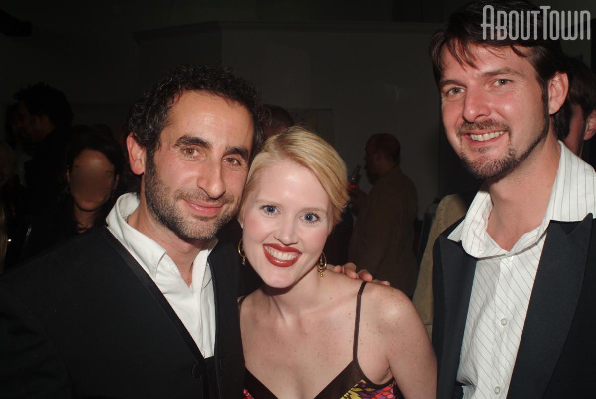 Karim Shamsi-Basha, Aubrie Hanchett, Kevin Conner