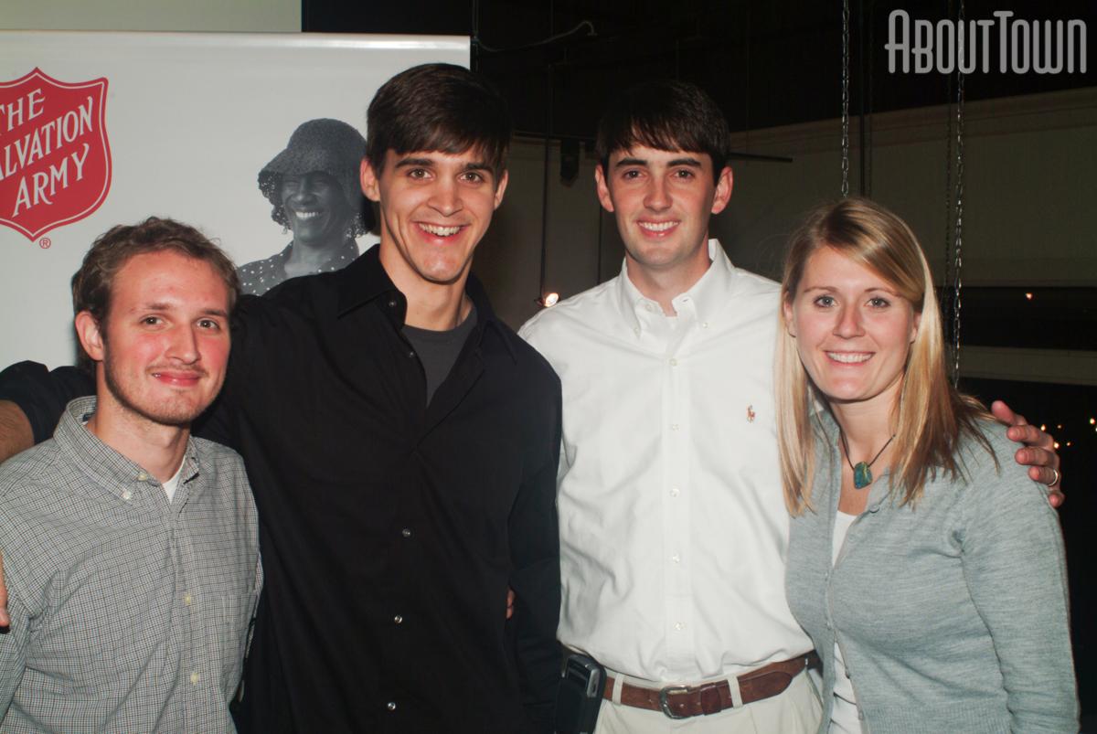 Booth Willson, Brian Harris, Porter Smith, Kate de Funiak