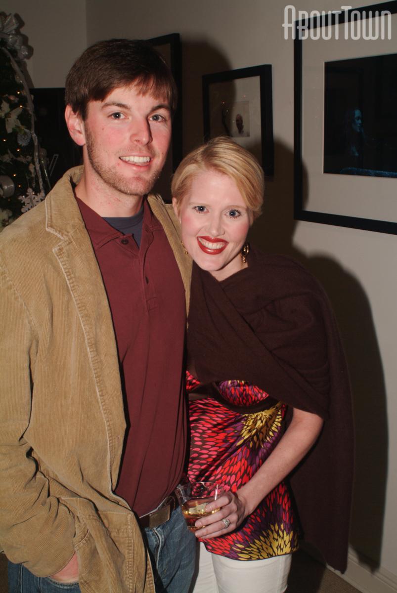 Matt and Aubrie Hanchett