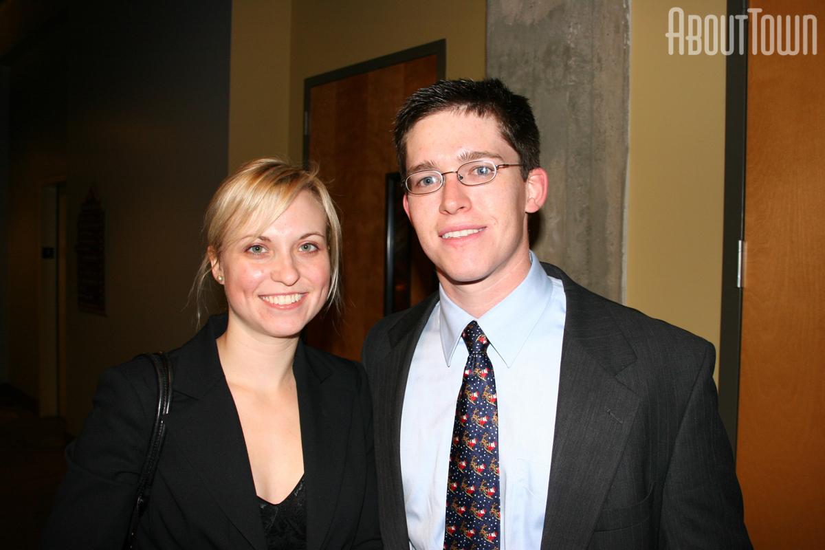 McKenzie Mestler, Richard Davis