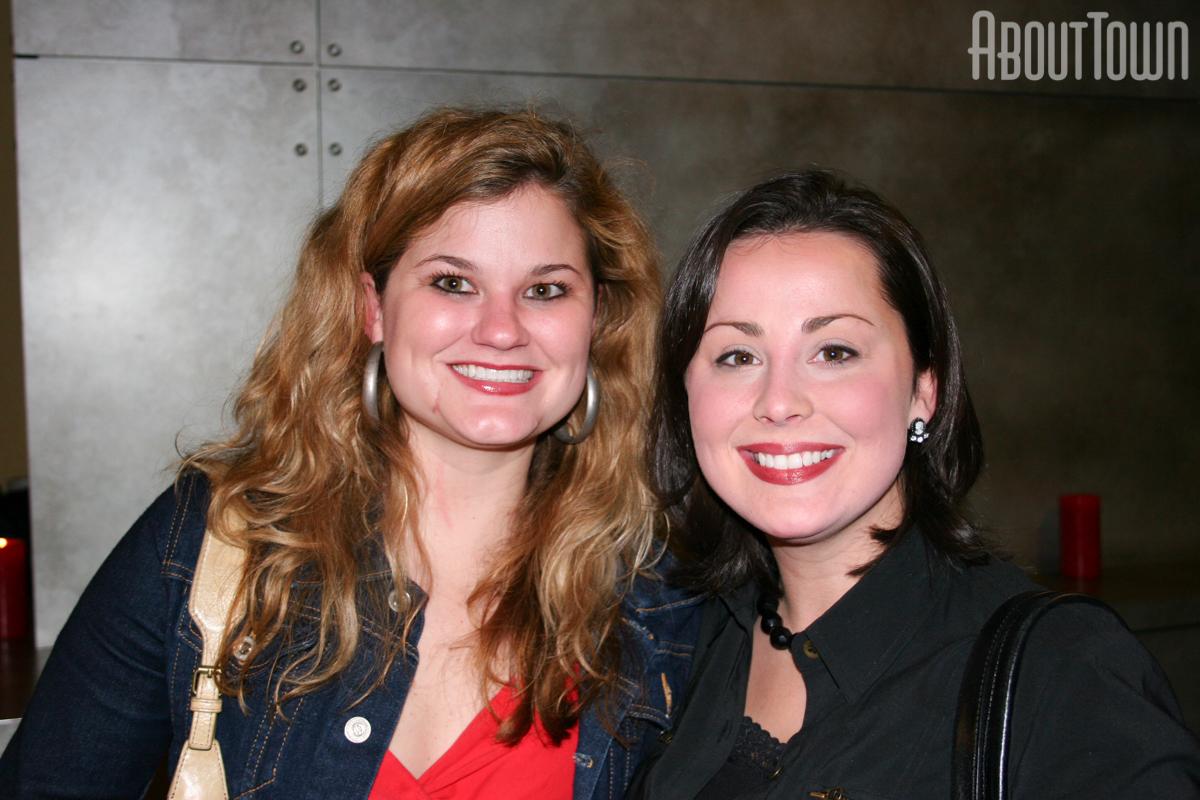 Lauren Belcher, Jennifer McCorkle
