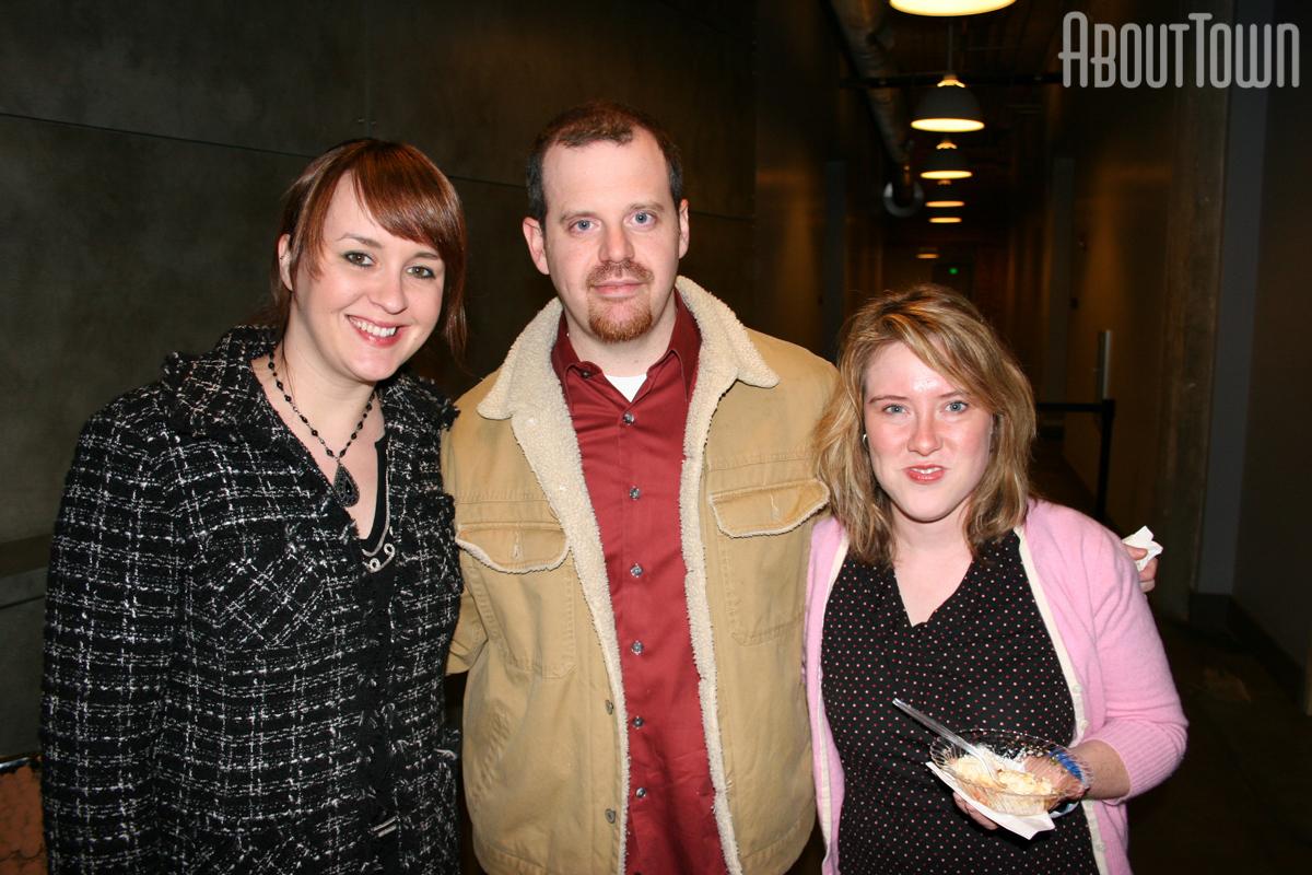 Jennifer West, Eric Sokol, Susan Stone