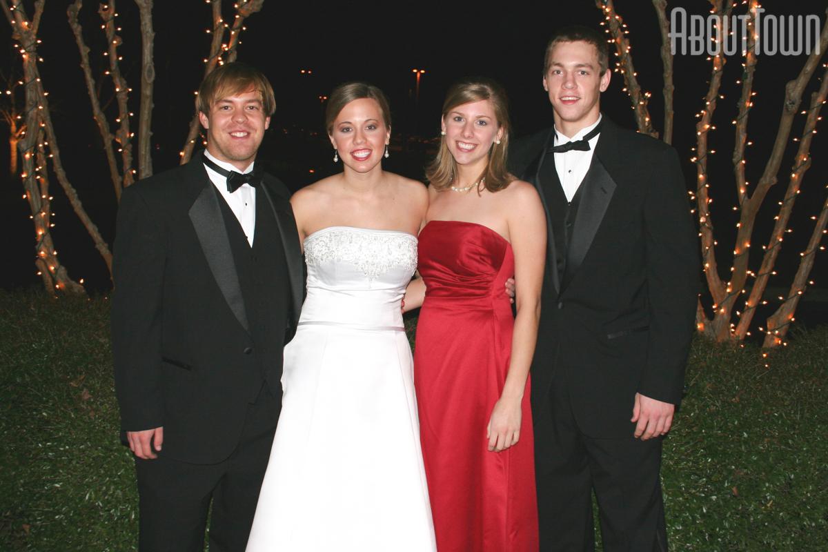 John Mark Price, Stephanie Clay, Mary Catherine Holder, John Michael Clay