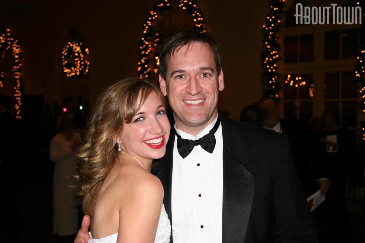 Ashley Joiner, Dr. Mike McCracken