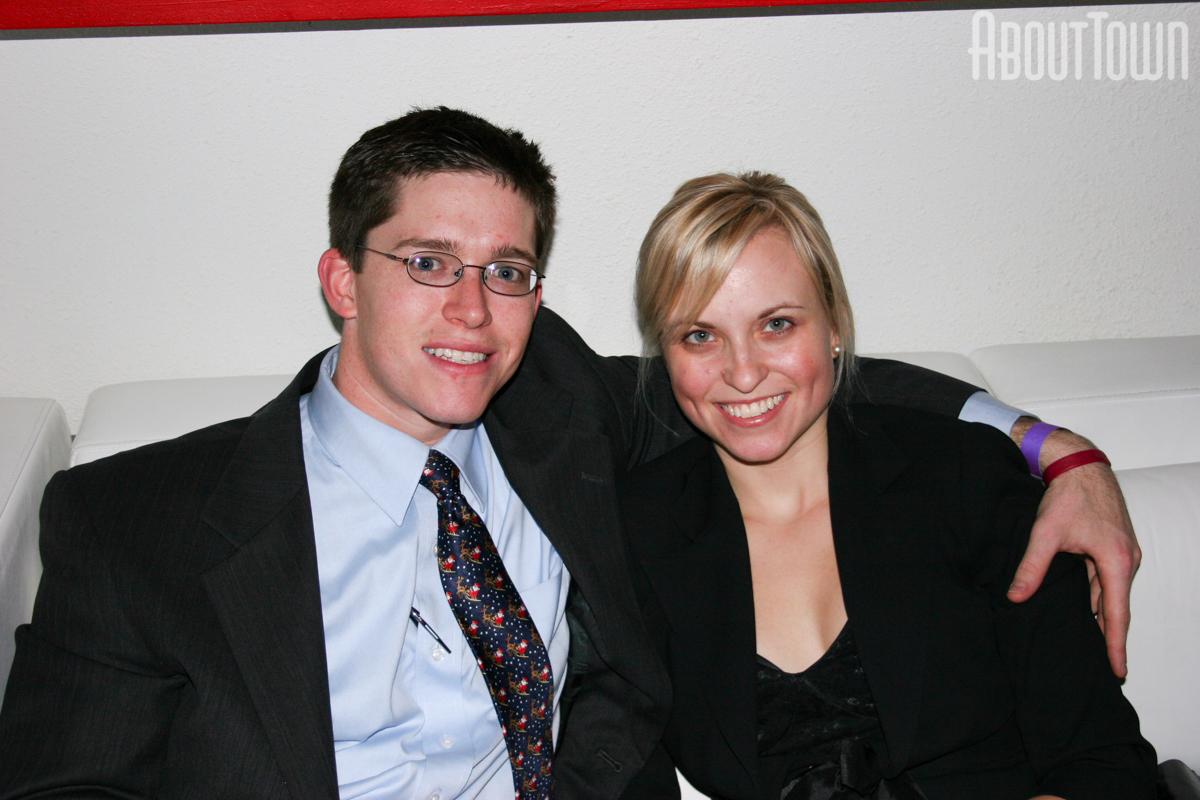 Richard Davis, McKenzie Mestler