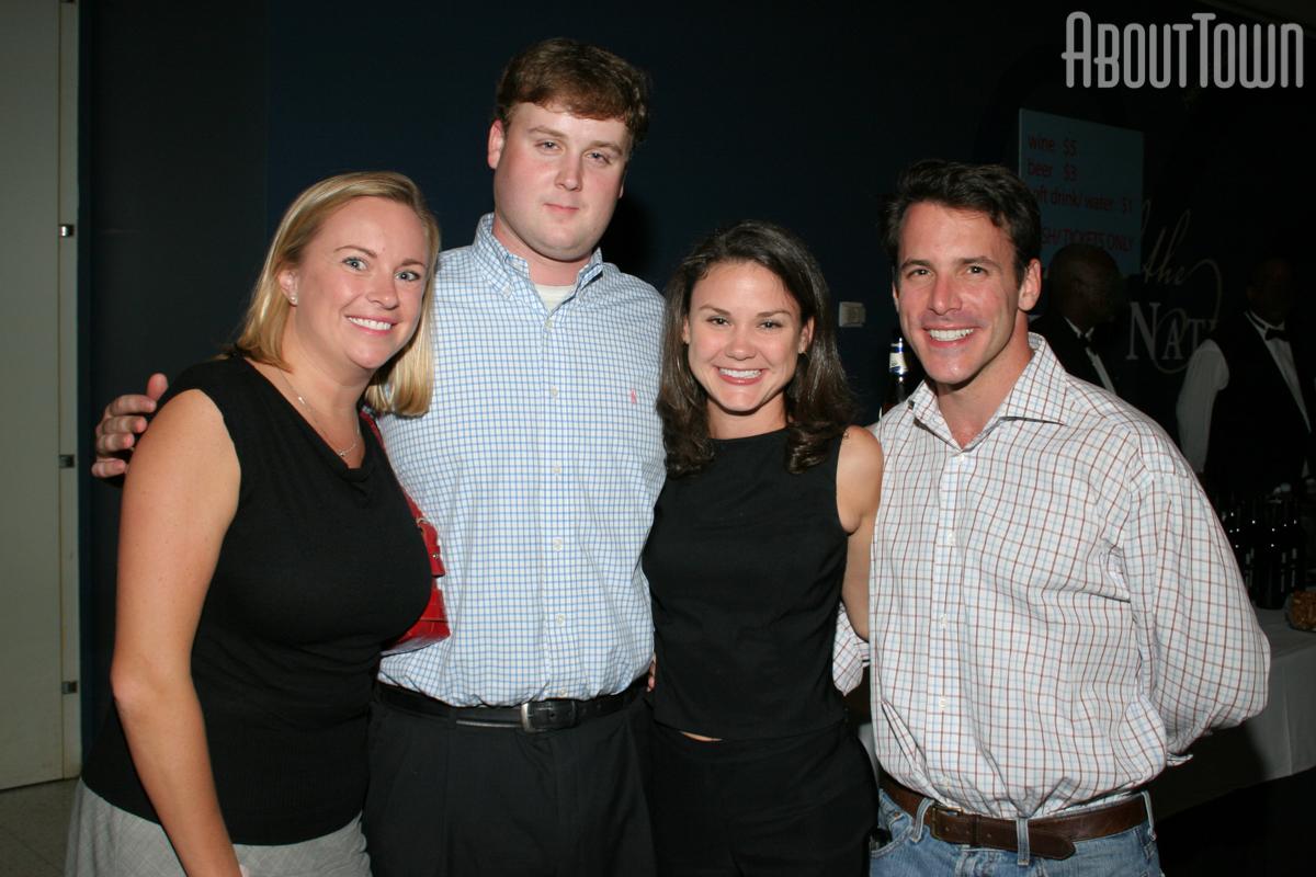 Beth Clifton, Stuart Franco, Emily Peers, Ben Rontenstreich