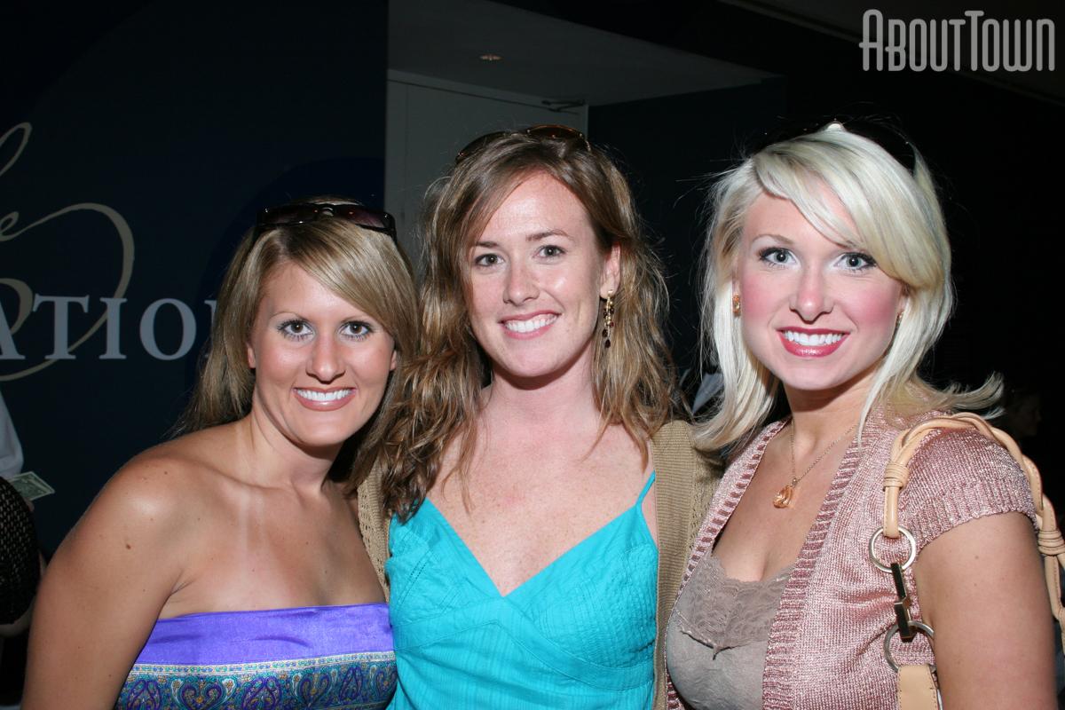 Tara Stewart, Blake Dickert, Carrie Beth Taylor
