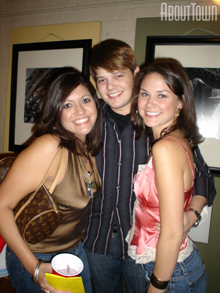 Courtney and Scottie Bailey, Emily Peers