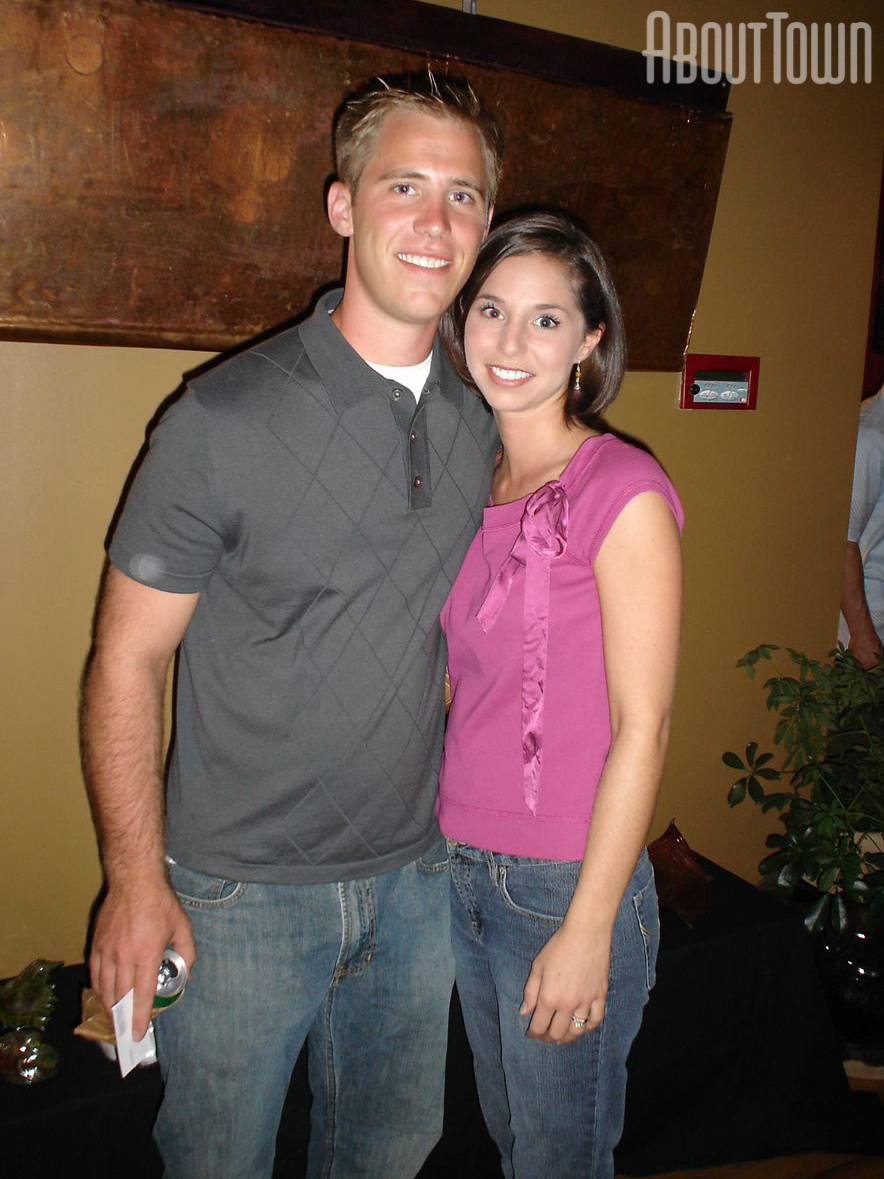 Andrew and Terra Morrow