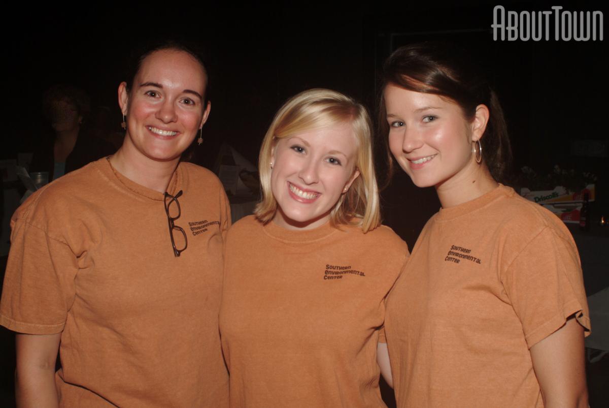 Jenn Patterson, Cori Anderson, Kate Drummond