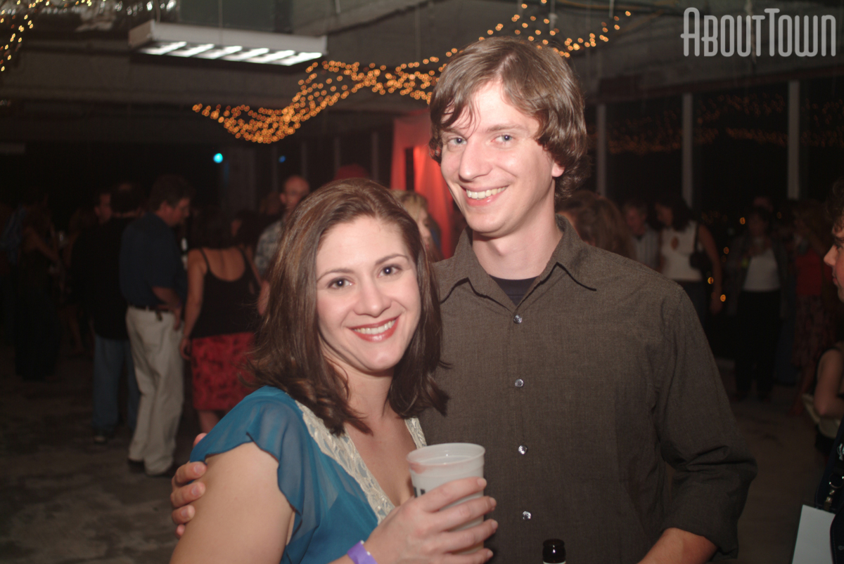 Melissa Bush, James McCracken