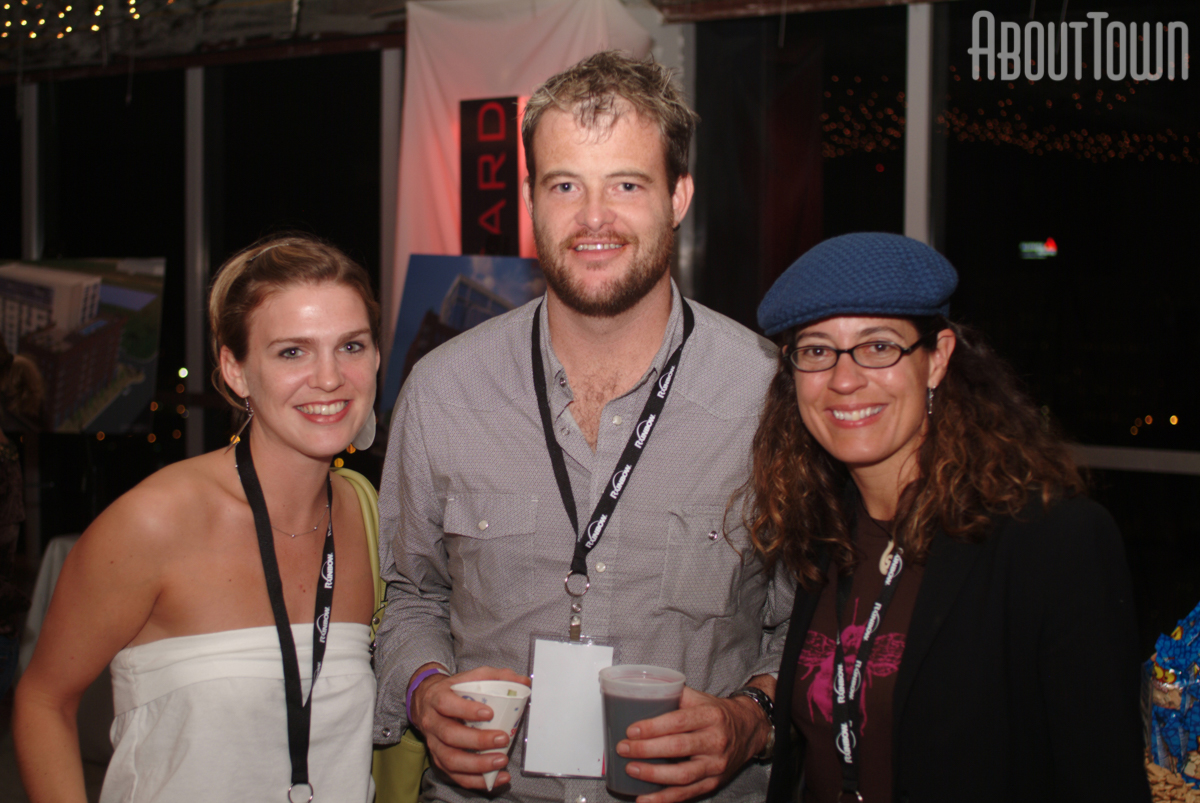 Neely Harris, Scott Ross, Lisa France