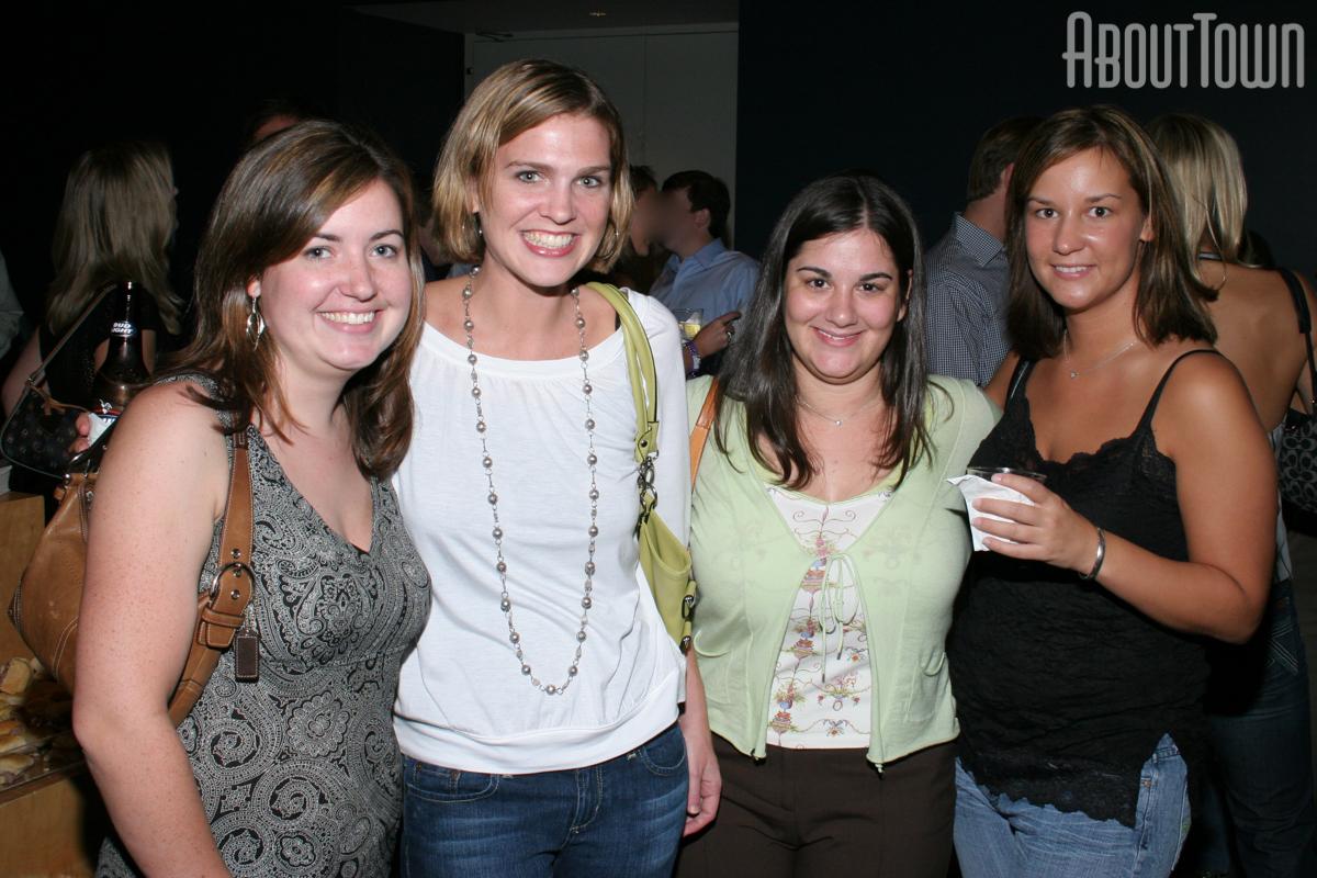 Laurel Mills, Neely Harris, Manami Damsky, Kristy Kelly