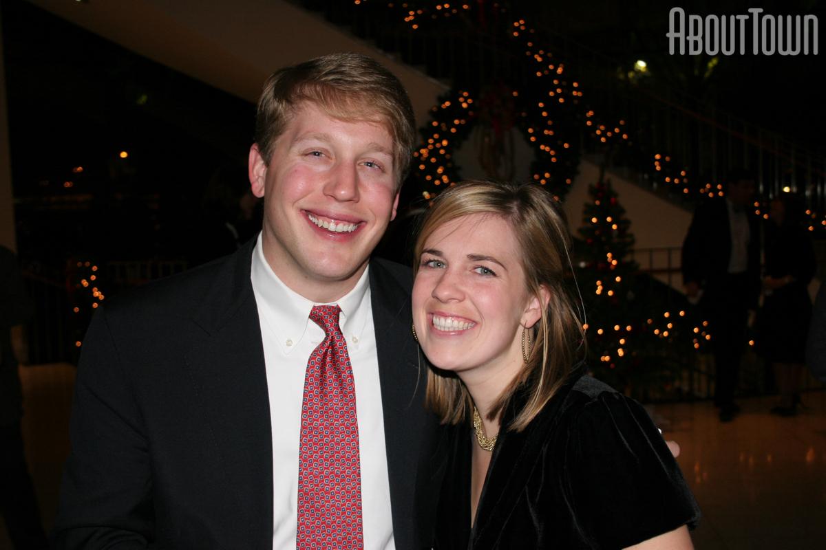 Darrell and Laura Tucker