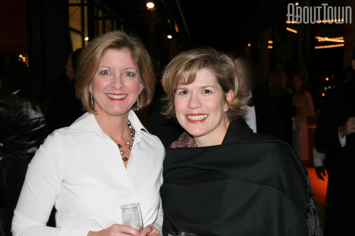 Lisa Miller, Paige Daniels