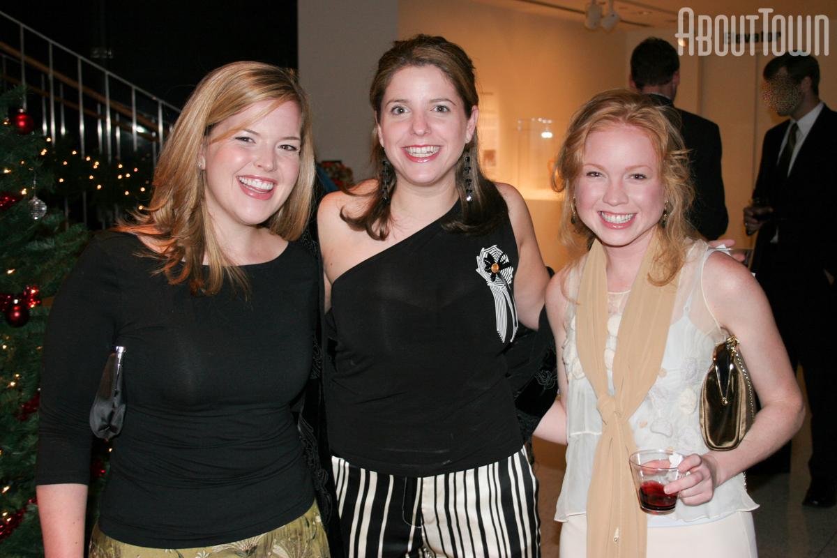 Callie Sullins, Elizabeth Vise, Ellen Gober