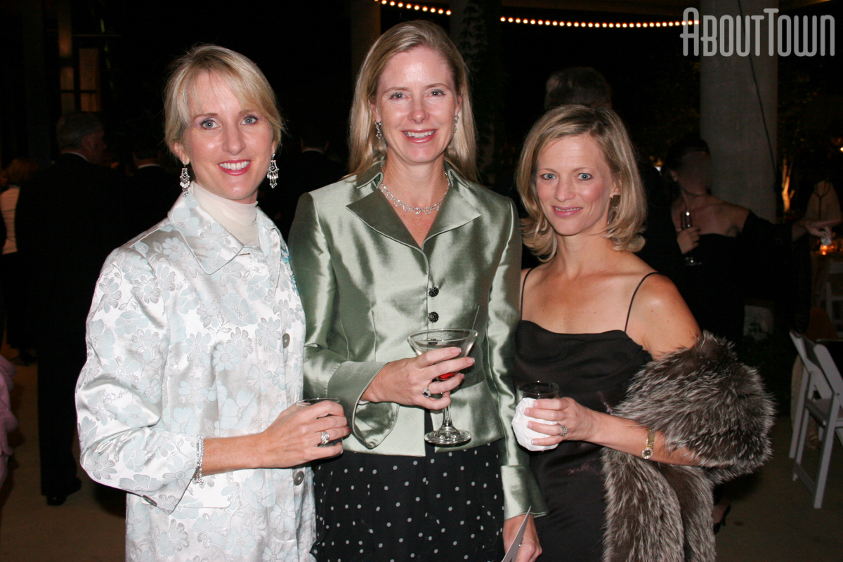 Michelle Smith, Kelly Jetmundsen, Kathy Jackson