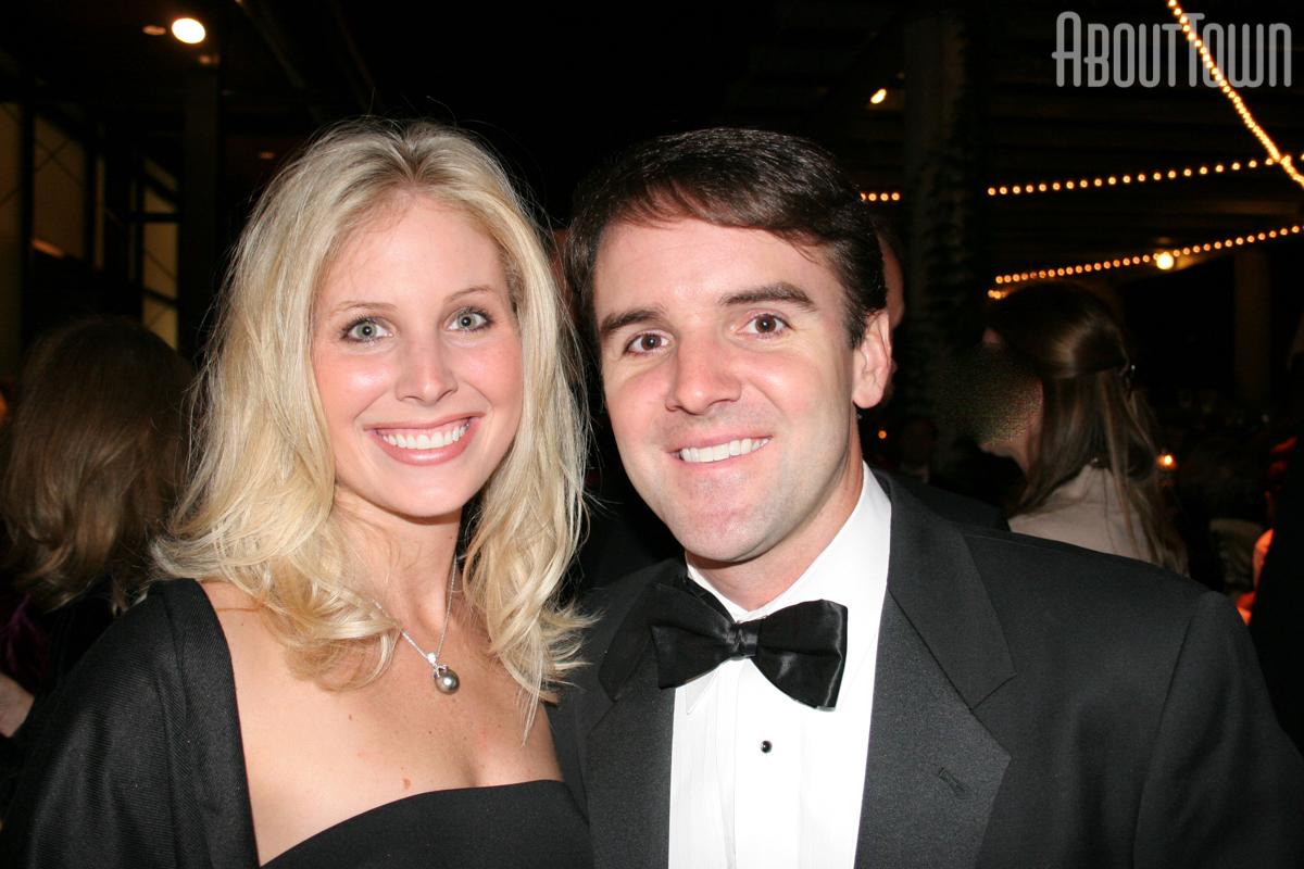 Ashley and Mark Todd