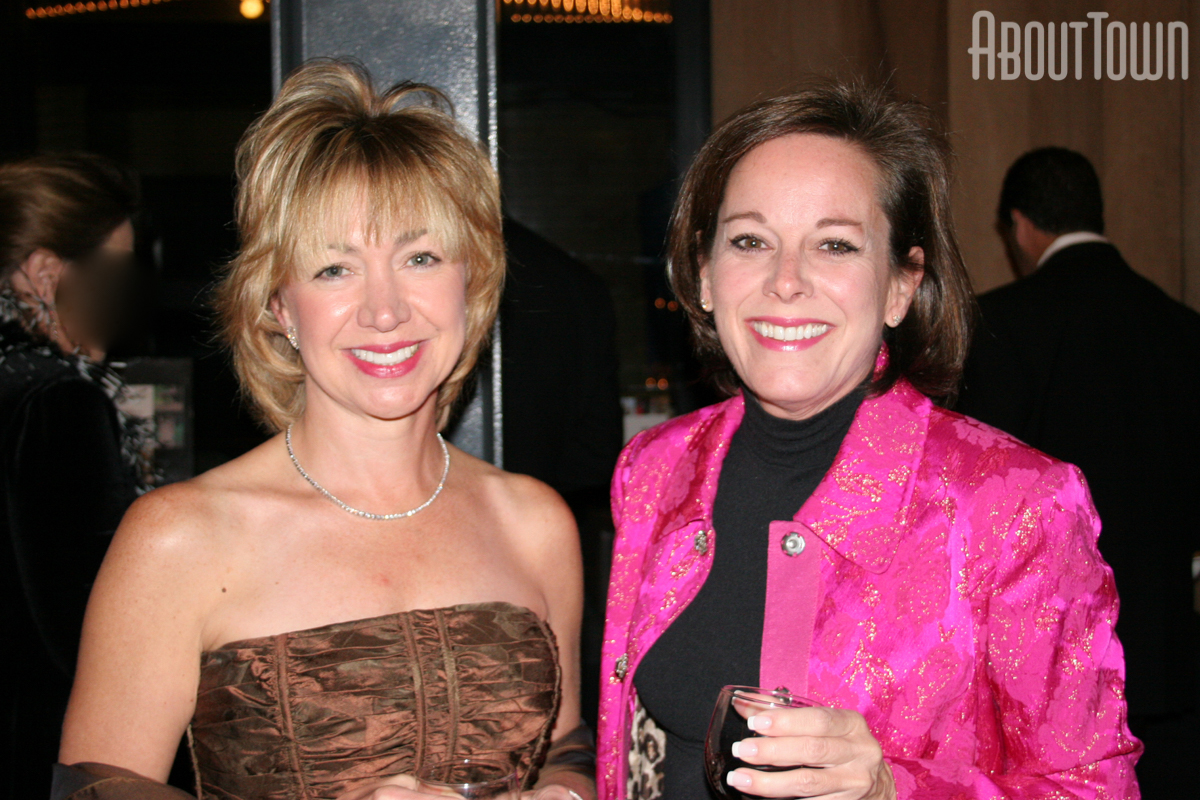 Kay McWane, Tracey Anderson